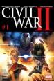 CIVIL WAR II Vol. 01  (portada variant)