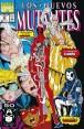 Marvel Facsímil 11:  THE NEW MUTANTS 98