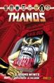 100% Marvel HC. THANOS: EL ABISMO INFINITO  ( la nueva saga del Infinito 01 de 04 )