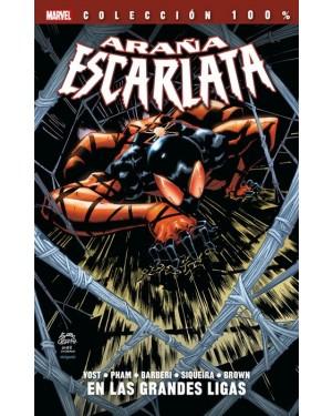 Colección 100% Marvel: ARAÑA ESCARLATA 02:  EN LAS GRANDES LIGAS