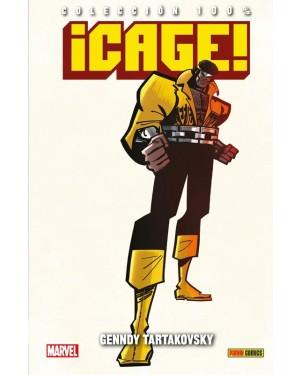 Colección 100% Marvel HC: ¡CAGE! de GENNDY TARTAKOVSKY