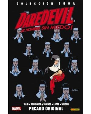 Colección 100% Marvel: DAREDEVIL 07:  PECADO ORIGINAL