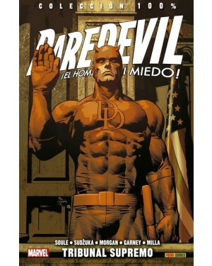 Colección 100% Marvel: DAREDEVIL 13:  TRIBUNAL SUPREMO