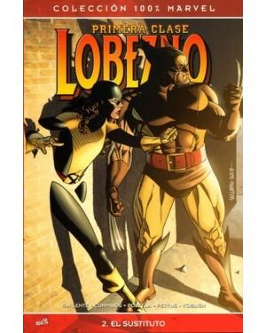 Colección 100% Marvel:  LOBEZNO PRIMERA CLASE 02: EL SUSTITUTO
