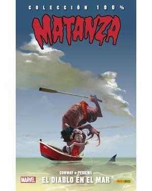 Colección 100% Marvel: MATANZA (Carnage)  02: EL DIABLO EN EL MAR