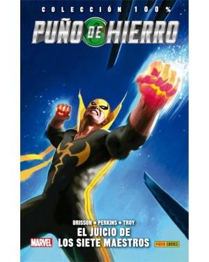 Colección 100% Marvel HC: PUÑO DE HIERRO 01: EL JUICIO DE LOS SIETE MAESTROS