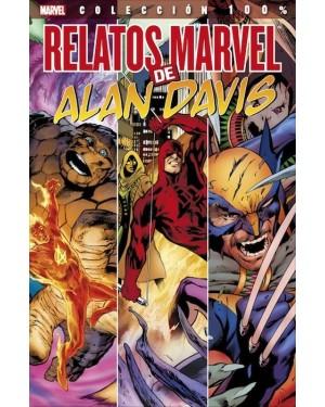 Colección 100% Marvel: RELATOS MARVEL DE ALAN DAVIS