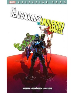 Colección 100% Marvel: LOS VENGADORES vs UNIVERSO MARVEL