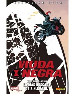Colección 100% Marvel HC: VIUDA NEGRA 01: LA MÁS BUSCADA DE SHIELD
