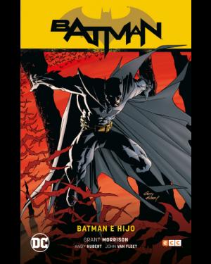 BATMAN SAGA (batman e hijo 1): BATMAN E HIJO