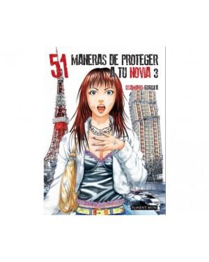 51 MANERAS DE PROTEGER A TU NOVIA 03   (de 05)