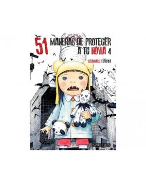 51 MANERAS DE PROTEGER A TU NOVIA 04   (de 05)