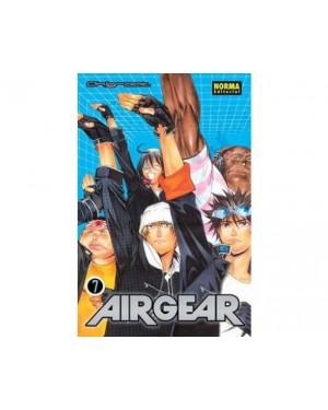 AIR GEAR 07