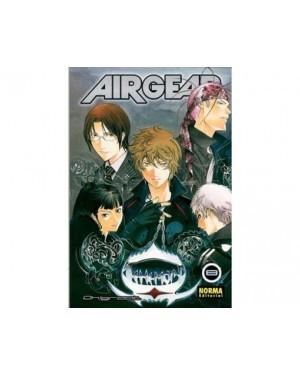 AIR GEAR 08