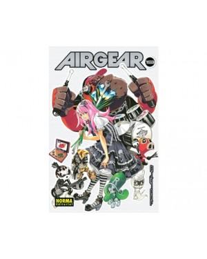AIR GEAR 19