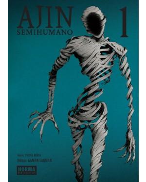 AJIN (SEMIHUMANO) 01 (Gamon Sakurai)