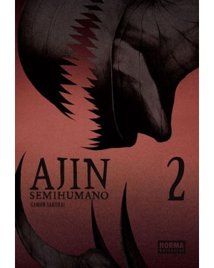 AJIN (SEMIHUMANO) 02 (Gamon Sakurai)