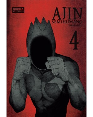 AJIN (SEMIHUMANO) 04 (Gamon Sakurai)