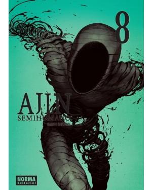 AJIN (SEMIHUMANO) 08 (Gamon Sakurai)