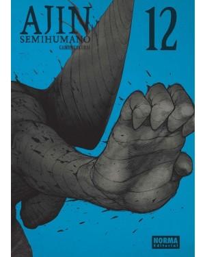 AJIN (SEMIHUMANO) 12 (Gamon Sakurai)