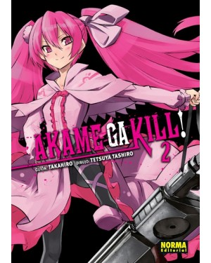 AKAME GA KILL! 02    (de 15)