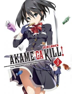 AKAME GA KILL! ZERO 03  (de 10)
