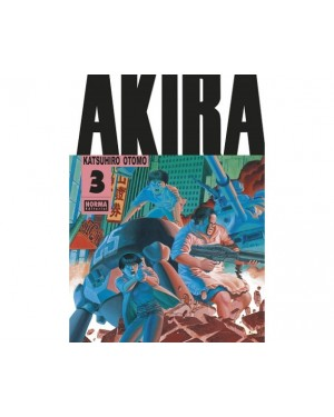 AKIRA 03 (Edición especial en B/N)