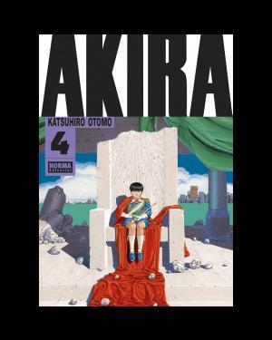 AKIRA 4. Edición original (blanco y negro)   ( de 6)