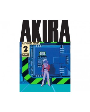AKIRA 02 (Edición especial en B/N)