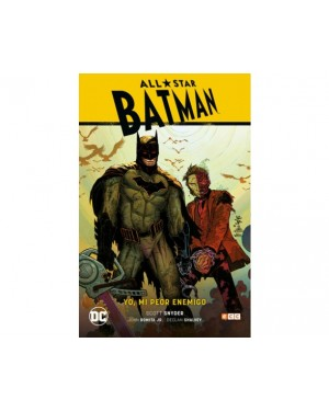 BATMAN SAGA:  All-Star Batman vol. 01: Yo, mi peor enemigo