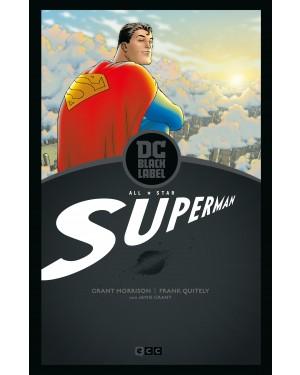 ALL-STAR SUPERMAN (Edición Dc Black Label)