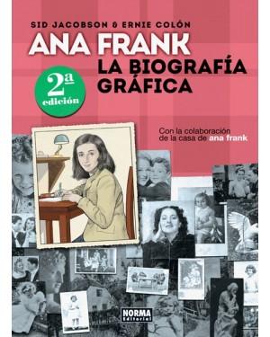 ANA FRANK. La biografía gráfica