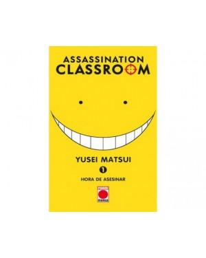ASSASSINATION CLASSROOM 01 (de 21)
