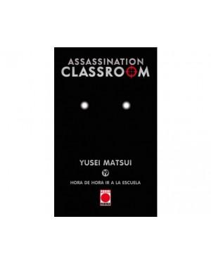 ASSASSINATION CLASSROOM 19