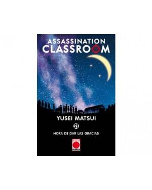ASSASSINATION CLASSROOM 21 (de 21)