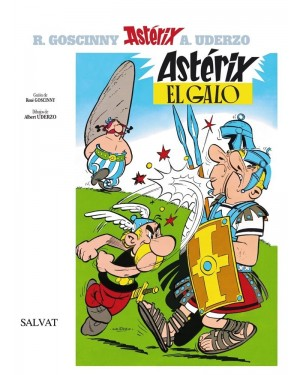 ASTÉRIX 01:  EL GALO