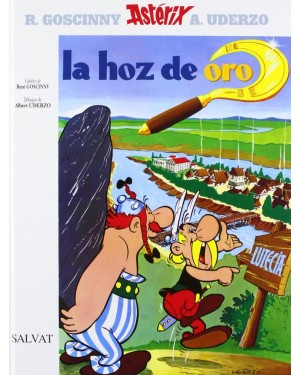 ASTÉRIX 02:  LA HOZ DE ORO