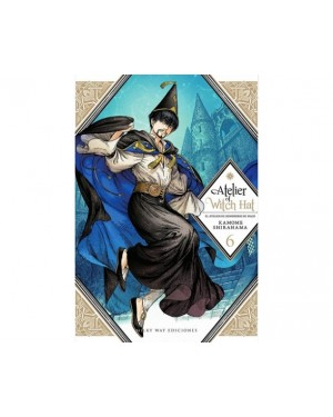 ATELIER OF WITCH HAT 06 (ESPECIAL)