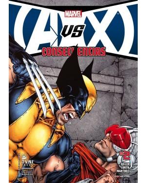 Avengers vs X-Men CONSECUENCIAS vol. 02