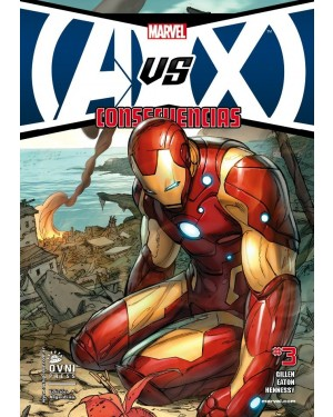 Avengers vs X-Men CONSECUENCIAS vol. 03