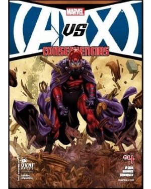 Avengers vs X-Men CONSECUENCIAS vol. 04