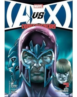 Avengers vs X-Men CONSECUENCIAS vol. 05