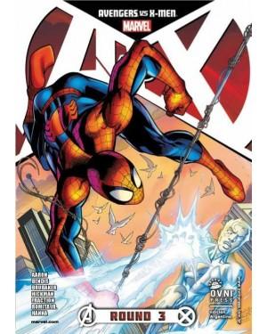 Avengers vs X-Men ROUND vol. 03