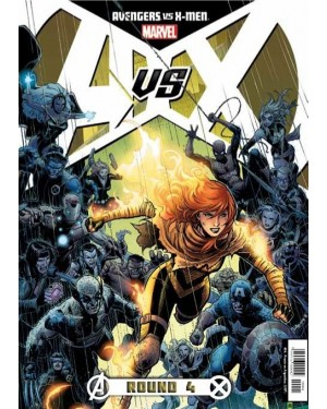 Avengers vs X-Men ROUND vol. 04