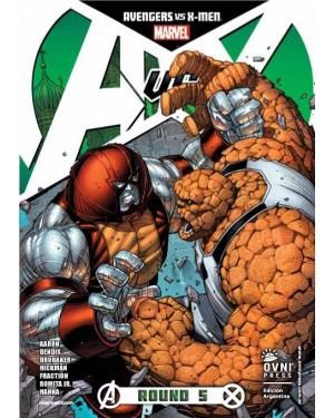Avengers vs X-Men ROUND vol. 05