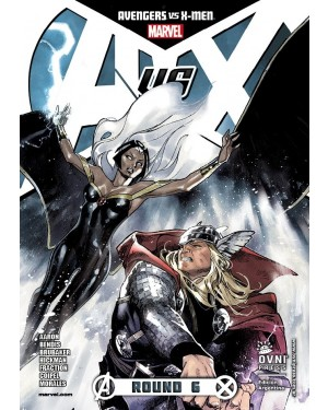 Avengers vs X-Men ROUND vol. 06