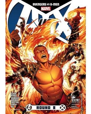 Avengers vs X-Men ROUND vol. 08