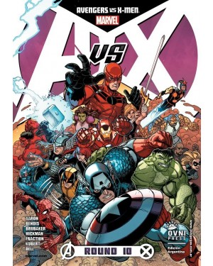 Avengers vs X-Men ROUND vol. 10