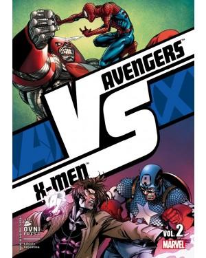 Avengers vs X-Men VERSUS vol. 02