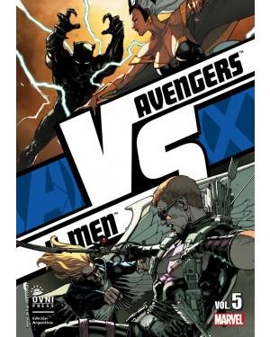 Avengers vs X-Men VERSUS vol. 05